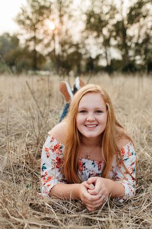 Oregon High School Senior Portraits for the Class of 2021