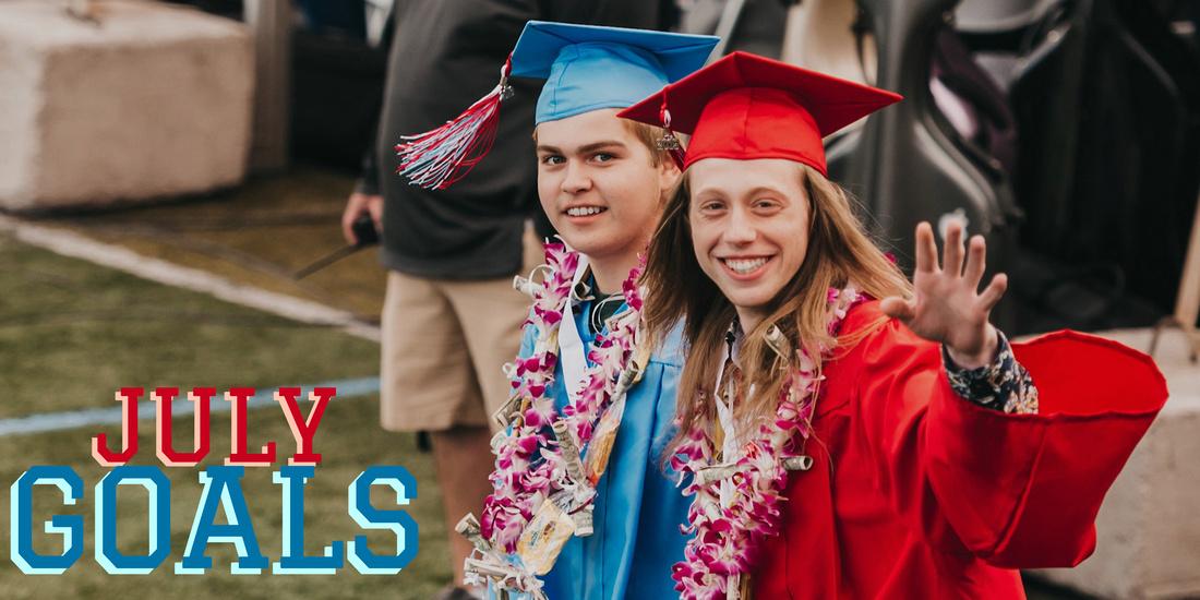 High School Graduates at South Salem High School