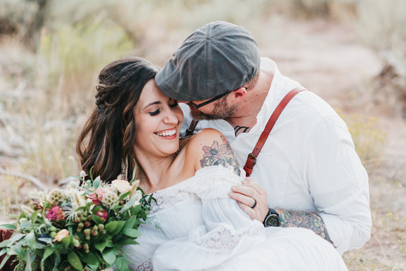 Painted Hills Adventure Elopement