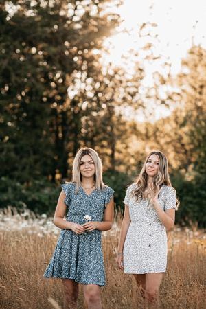 High School Senior Girl Photos